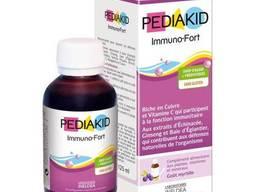 PK03 Pediakid Сироп иммуно-укрепляющий / Immuno-FORT Sirop 125 мл