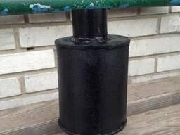 Пламегаситель (пламягаситель) коллекторный