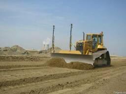 Планировка грунта в Одессе
