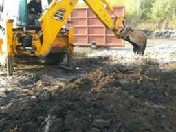 Планировка территории, разработка грунта, вырав-е участка