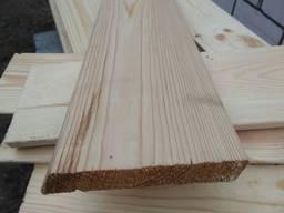 Планкен Сосна Ромбус деревянный скошенный 20 мм. доставка