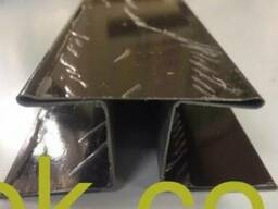 Планки комплектующие для металлического сайдинга тип 1 и. ..