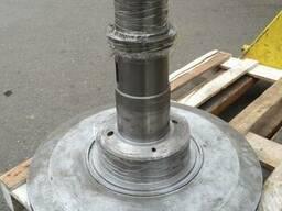 Планшайбы литые для прессов грануляторов ОГМ 1, 5; ОГМ 0, 8; Д