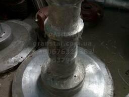 Планшайбы ОГМ 0, 8 литые для грануляторов