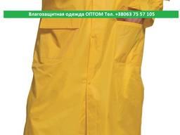 Плащ влагозащитный Yellow
