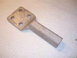 Плашка медно-алюминиевая