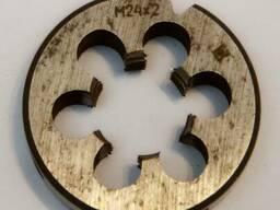 Плашка метрическая М24х2, сделано в СССР