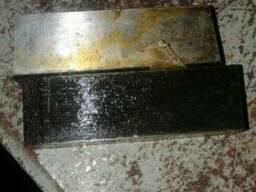 Плашка плоская резьбонакатная (к-кт из 2х штук) М5х0. 8. ..