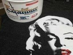 Пластезольная краска Super White PF
