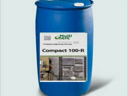 Пластификатор, протиморозная добавка Compact 100R, 200 л