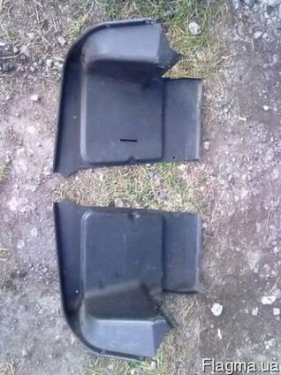 Пластик багажника на Део Ланос Daewoo Lanos