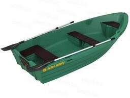 Пластиковая лодка (моторно-гребная) Kolibri RКМ-350