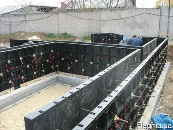 Пластиковая опалубка для бетона купить шестоперов бетоны