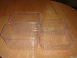 Пластиковая тара для клубники, малины и др 500 гр. (Пинетка)