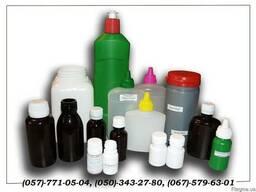 Пластиковая тара: флаконы, ящики; Мерные ложки, стаканы; По