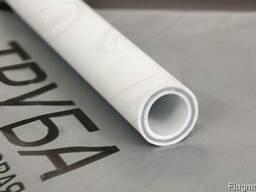 Пластиковая труба под пайку d 40 для водопровода и отопления