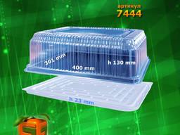 Пластиковая упаковка для торта оптом