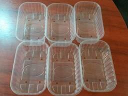Пластиковая упаковка, пинетка на 500 грамм