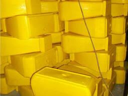 Пластиковый бункер сеялки УПС-8 509.046.5000
