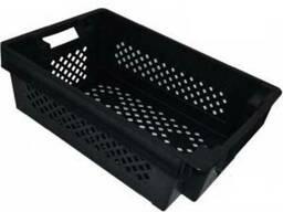 Пластиковый ящик купить в Днепре Пищевые ящики дешево