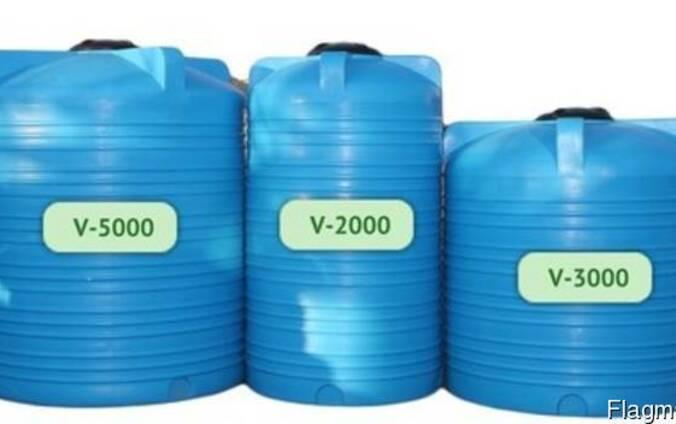 Пластиковые емкости баки