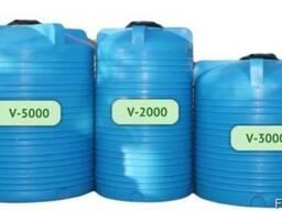 Пластиковые емкости баки - фото 1