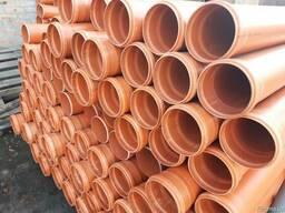Пластиковые канализационные трубы пвх 110, 160, 200, 250 315