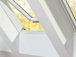 Пластиковые мансардные окна FAKRO