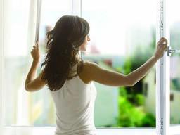 Окна для Спальни из Пластика