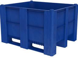 Пластиковий контейнер АСЕ, 1200*1000, 605л.
