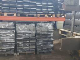 Ковши норийные штампованные , цельнотянутые