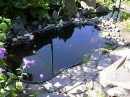 Пластиковые садовые пруды, Изготовление прудов - фото 3
