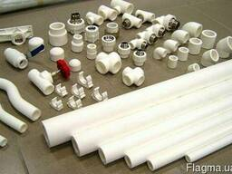 Пластиковые трубы под пайку