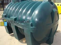 Пластиковые выгребные емкости септики для сточных вод