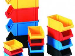 Пластиковые ящики лотки коробки контейнеры боксы тара пластмассовые ёмкости поддоны баки