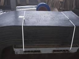 Пластина для футерования металлических поверхностей 15 мм.