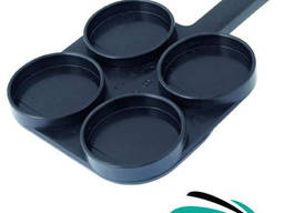 Пластина для тест-мастита ( для пробы Шальма), черная