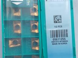 Пластина фрезерная APKT1204PER-EM TT9080 Taegutec(оригинал)