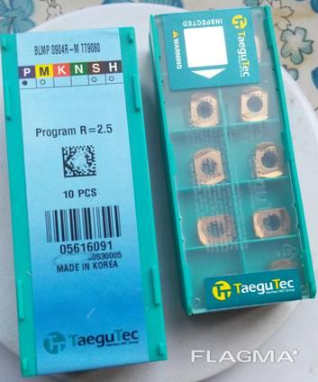 Пластина фрезерная BLMP0904R-M TT9080 Taegutec(оригинал)