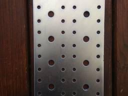 Пластина крепежная 100х210х2