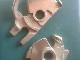 Пластина крючка вязального АВШ 01. 346А АВШ 01. 420А
