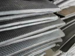 Пластина резиновая 1мм х 1,3м; 1,5мм — 40мм