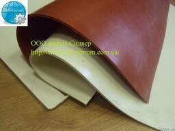 Пластина силиконовая, ТУ 2530-07-40245012-02