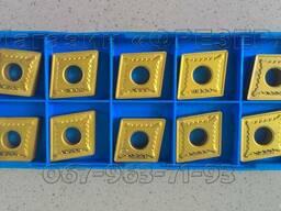 Пластина твердосплавная CNMG 190608-B25 NC3030 Korloy