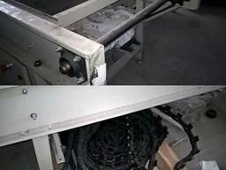 Пластинчатый конвеер (транспортер) напольный