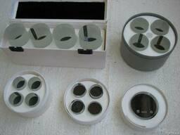 Пластины стеклянные плоскопараллельные ПИ-100, ПИ-120, ПИ-60