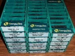 Пластины Taegutec TDXU 5E-0.8 TT9030