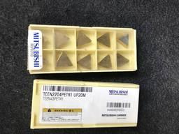 Пластины твердосплавные для фрезерования TEEN2204PETR1 UP20M