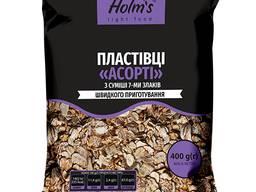 Пластівці Асорті 7 злаків ТМ «Holm's», 400 г