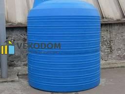 Продам емкости пластиковые 1 куб для хранения питьевой воды